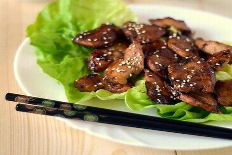 Koreański przepis kulinarny na Bulgogi z Kurczakiem