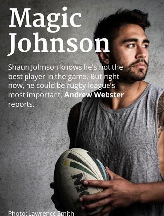 Shaun Johnson - There ain't no other! #WarriorNation