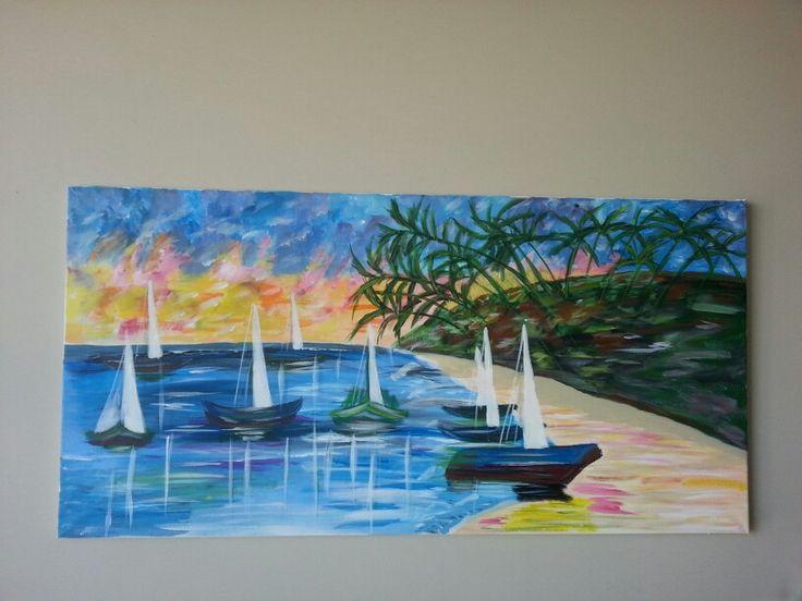 Caribbean Float