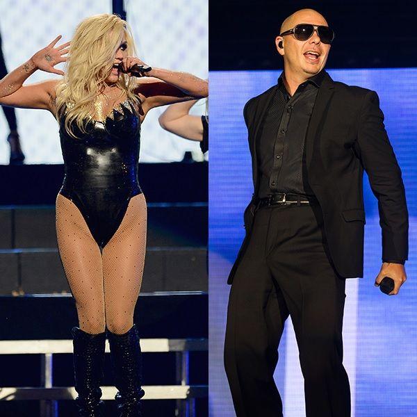 LISTEN: Ke$ha featured on new Pitbull song 'Timber'