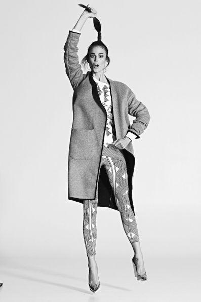 KUWAII coat | Fashion Journal, 2015.
