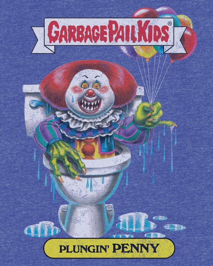 Fright-Rags Creates New GARBAGE PAIL KIDS Characters Based on Horror Favorites