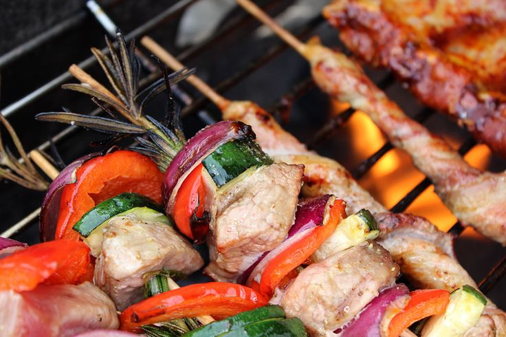 Sommerzeit ist Grillzeit! Da trifft es sich gut, dass sich bei der diesjährigen Blogparade #bayerngrillt alles ums Grillen dreht!…