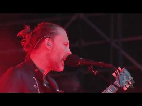 #Radiohead - Burn The Witch - Live at Lollapalooza Chicago 2016-07-29