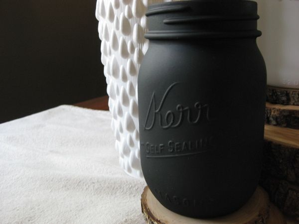 Pure and Noble: Reduce, Reuse, Recycle: Repeat - Mason Jars dit doe je met een lijm tang