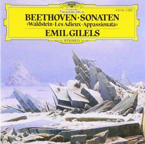 Beethoven - Sonaten: Waldstein - Les Adieux - Appasionata