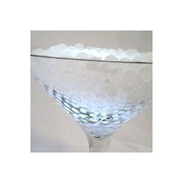 Perles d'eau blanches (8 Litres de matière)