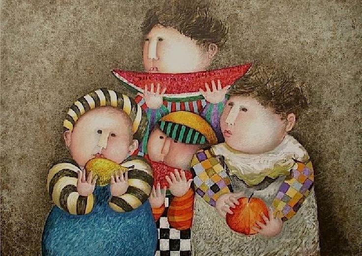 Graciela Rodo Boulanger 1935 | Bolivia | Tutt'Art@