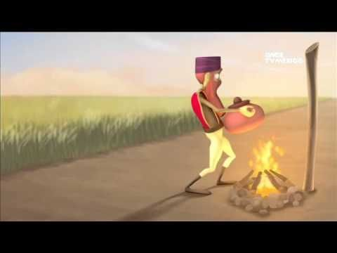 How the piñata's history traces to other countries. Great, short, animated documentary in Spanish.