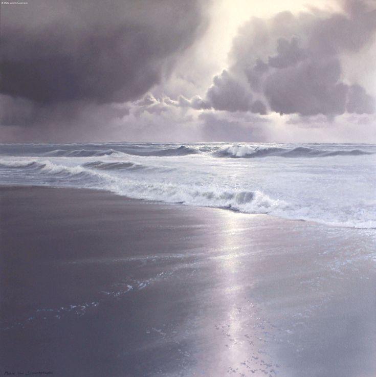 Malte Von Schuckmann (oil on canvas)