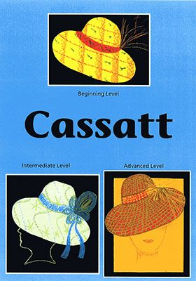Cassatt Art Projects for Kids:  Mary Cassatt was an American who traveled to France to study art.  It was quite an accomplishment for a woman, and an American at that, to exhibit with the famous Impressionists.  She beautifully painted portraits of women and children.