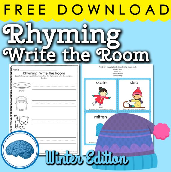 42 best Rhymes images on Pinterest | Rhyming activities, English and ...