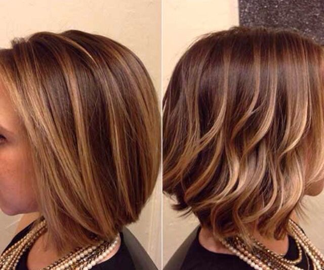 A few 'sun kissed' Highlights - keep it natural looking with COLORCONES - Precise Hair Coloring!