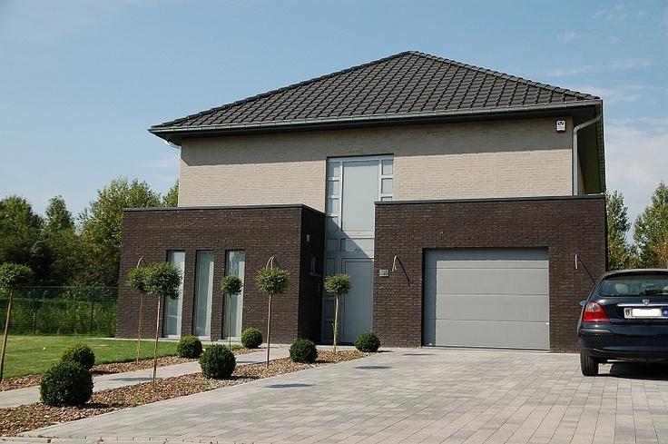 Piramidedak mooi huis pinterest - Landscaping modern huis ...