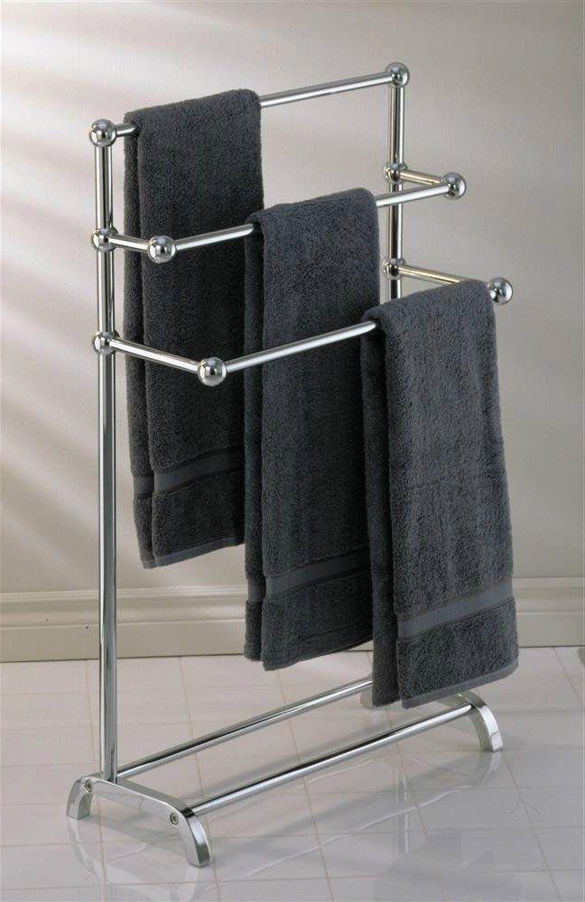 12 best Towel Rack images on Pinterest | Over door towel rack, Towel ...