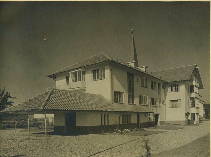 Bejaardencentrum 'De Wartburg' Utrecht 1939