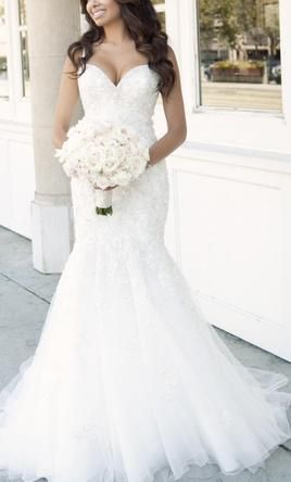 Sophia Moncelli 6: buy this dress for a fraction of the salon price on PreOwnedWeddingDresses.com