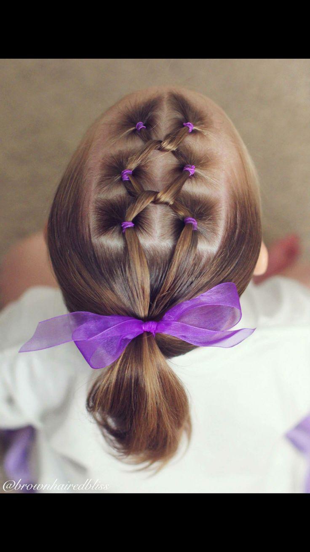 childrens princess hairstyles