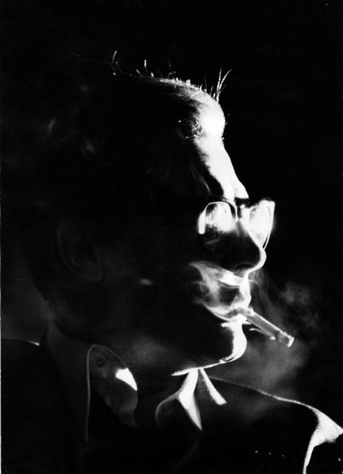 Marcello Mastroianni by Tazio Secchiaroli