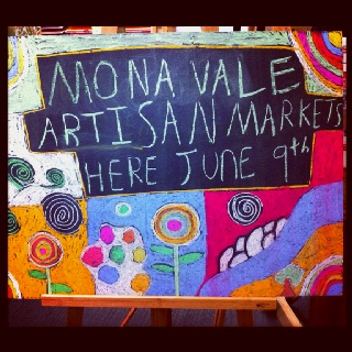 Artisan Market coming to the art arcade in Mona Vale