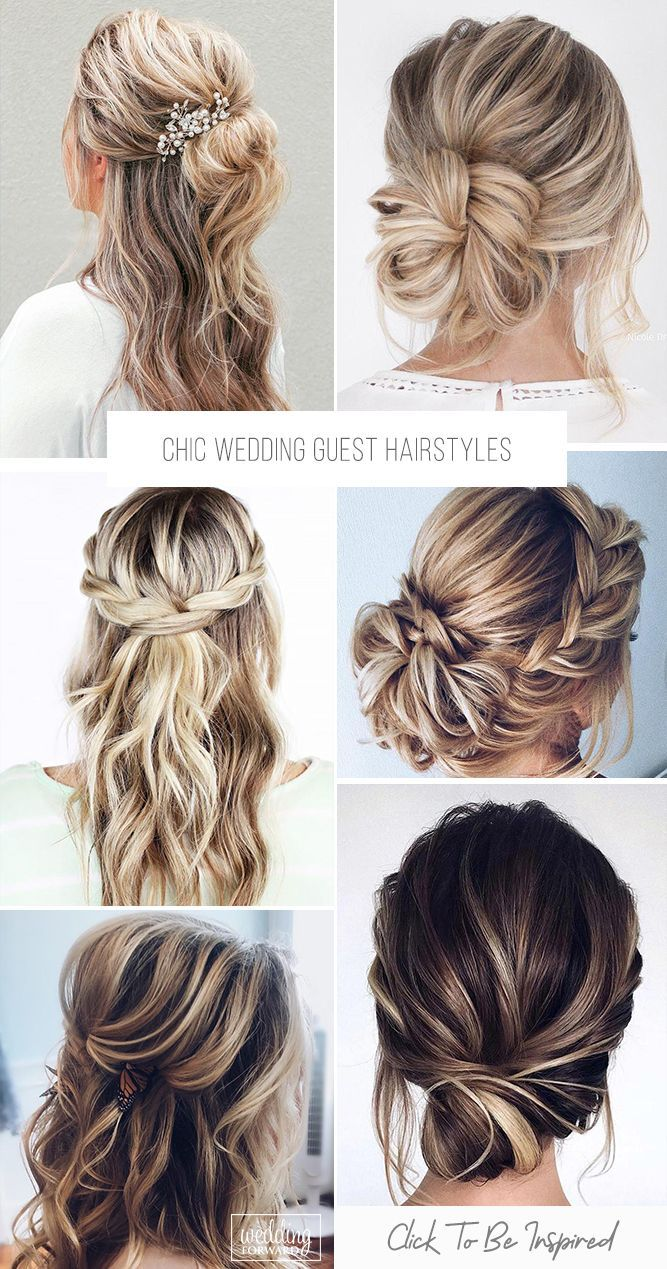 Wedding Guest Hairstyles 42 The Most Beautiful Ideas Wedding Forward Guest Hair Easy Wedding Guest Hairstyles Hairdo For Wedding Guest