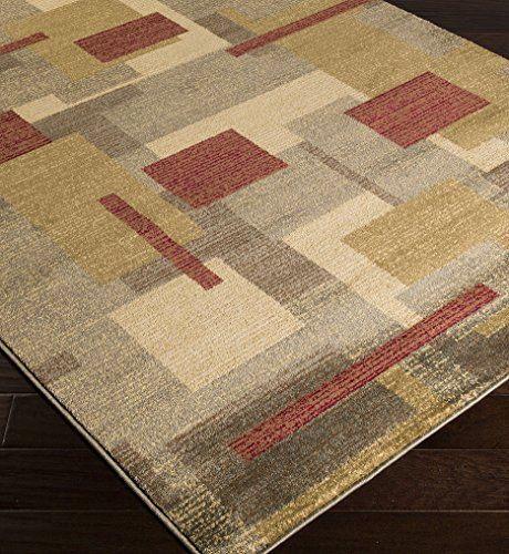 Surya Riley Rly 5053 Yellow Green Neutral Red Area Rug Http