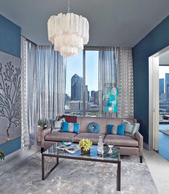 #living Room #art Deco