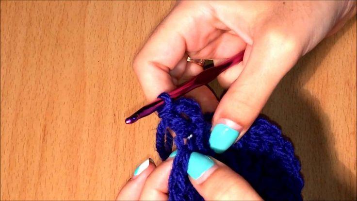 Πως πλεκουμε εναν επιπεδο κυκλο με βελονακι - How to crochet a perfect f...