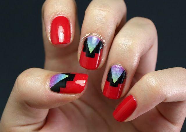 Nail Polish Society #nail #nails #nailart