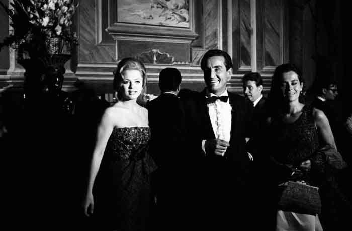 Vittorio Gassman, Margaret Lee e Juliette Mayniel