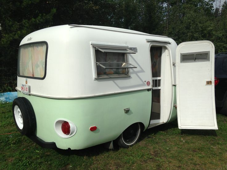 38 best images about teardrop tiny trailers on pinterest for Tiny camping trailers