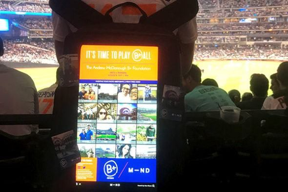 M-ND, an experiential advertising firm, final week rolled out a model new activation on the New York Mets recreation. They did so by means of a partnership with theB+ Basis, a corporation that helps youngsters preventing most cancers. In hopes of creating the night time extra particular for ...