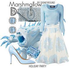 Disney Bound - Marshmallow