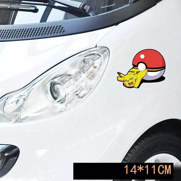 Best Pokemon Car Decal Images On Pinterest Car Decals - Custom vinyl car hood decalscar side and hood decal custom body vinyl sticker urban geometric