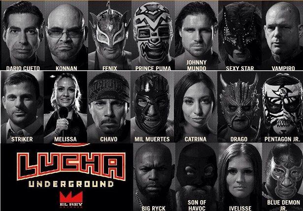 lucha-underground-roster.jpg (615×429) The original roster
