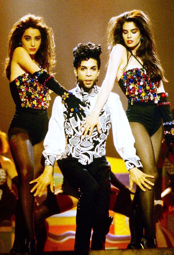 """aestheticjunkyard: """" Prince - Cream (1991) """""""