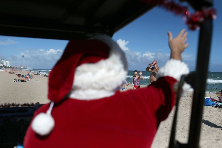Where Is Santa Claus Right Now? NORAD And Google Are On The Case