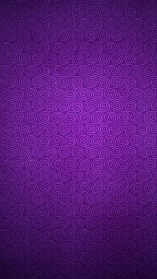 Purple Patterned Background Thread IPhone 5s Wallpaper