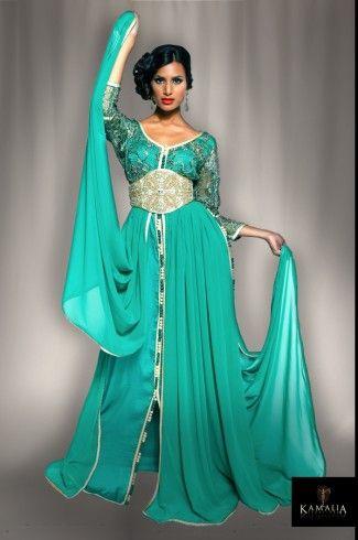 Exclusieve Haute CoutureKamalia Creations