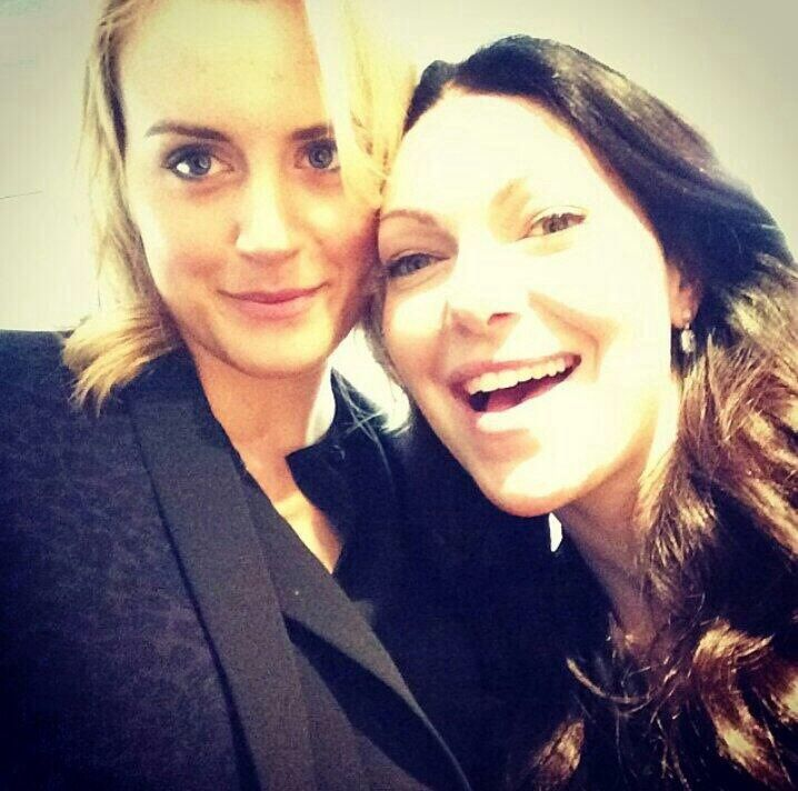 taylor schilling & laura prepon in sweden