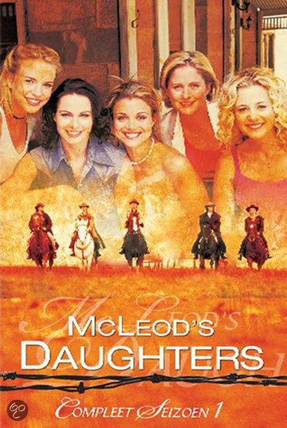 Alle afleveringen van McLeod's Daughters op dvd