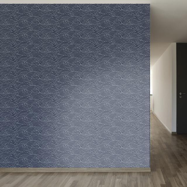 Ragetti Wallpaper Stencil Removable Wallpaper Wall Wallpaper
