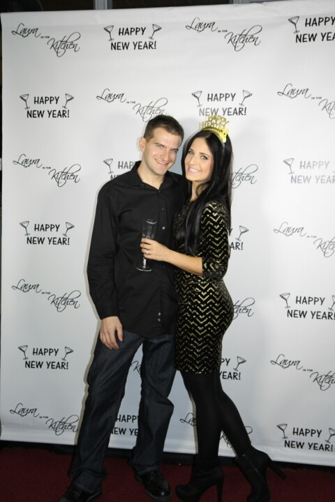 Laura & Joe Vitale - They are the cutest couple.  Love watching their vlogs