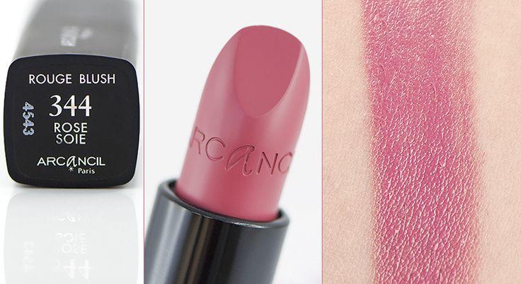 Rouge à lèvres Rouge Blush (Arcancil) - Rose soie #beauté #blogbeauté #blogueusebeauté #beauty #beautyblog #beautyblogger #bblogger #maquillage #makeup #lèvres #lips #rougeàlèvres #lipstick #nude #neutre #vieuxrose #RoseSoie #RougeBlush #Arcancil #ArcancilParis #revue #test #avis #swatch http://mamzelleboom.com/2015/09/29/rouge-a-levres-nude-neutre-vieux-rose-soie-rouge-blush-arcancil-parfait-pour-la-rentree-et-l-automne/