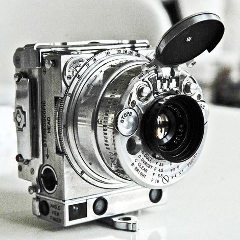 Jaeger LeCoultre subminiature camera