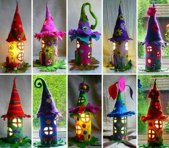 Best 25 cardboard tube crafts ideas on pinterest for Fairy crafts for toddlers