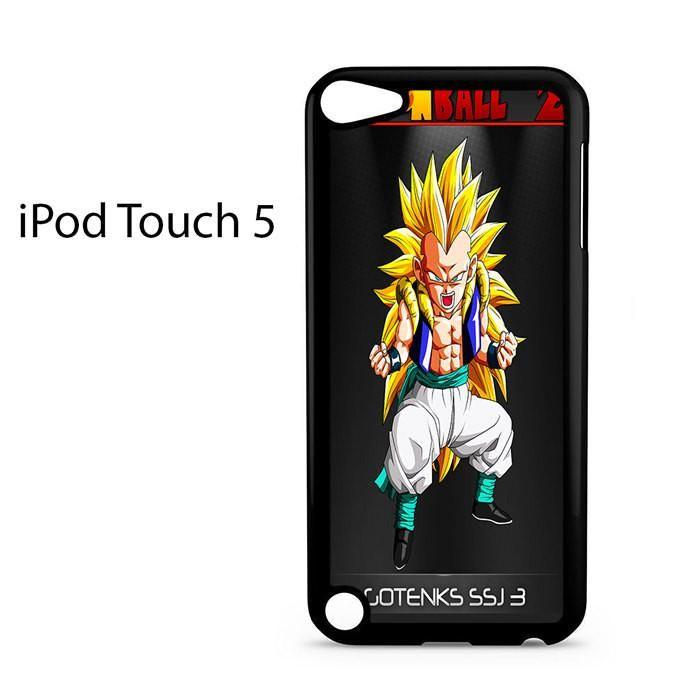 Dragon Ball Z Gotenks Ssj-3 Ipod Touch 5 Case