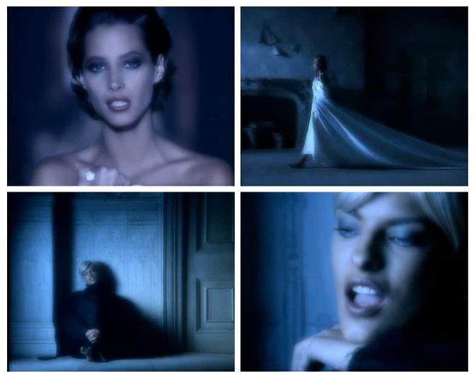 'Freedom '90' - George Michael (Christy Turlington & Linda Evangelista)