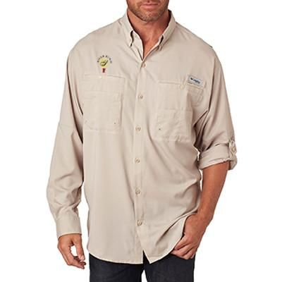 27 best columbia sportswear embroidery jackets vests no for Custom embroidered columbia fishing shirts