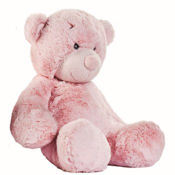 "Aurora 13"" Bonnie Pink Teddy Bear - Aurora from Didi Inspired Gifts and Toys UK"